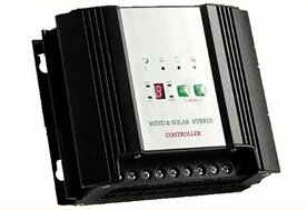 wind and solar charge controller