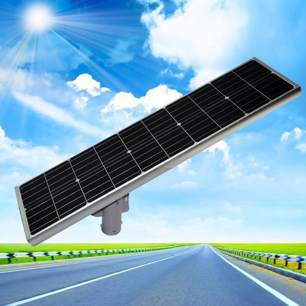 SSL Series 30W High Brightness intelligent LED Solar Parking Lot Lights For Sale