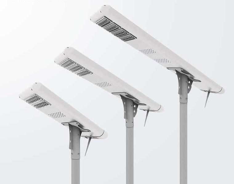 2019 Newest Quality guranteed Solar Powered Led Street Light with smart control system