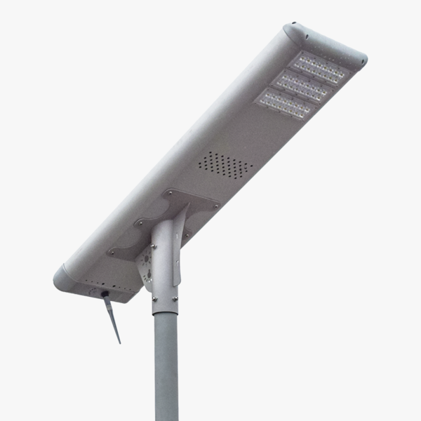 High lumen wireless control intelligent led solar powered street light for sale