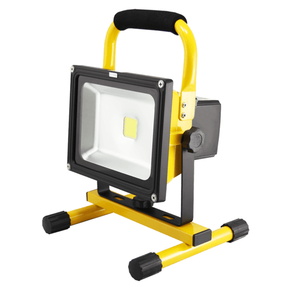 led flood light rechargeable with stand SLD-F026  20W