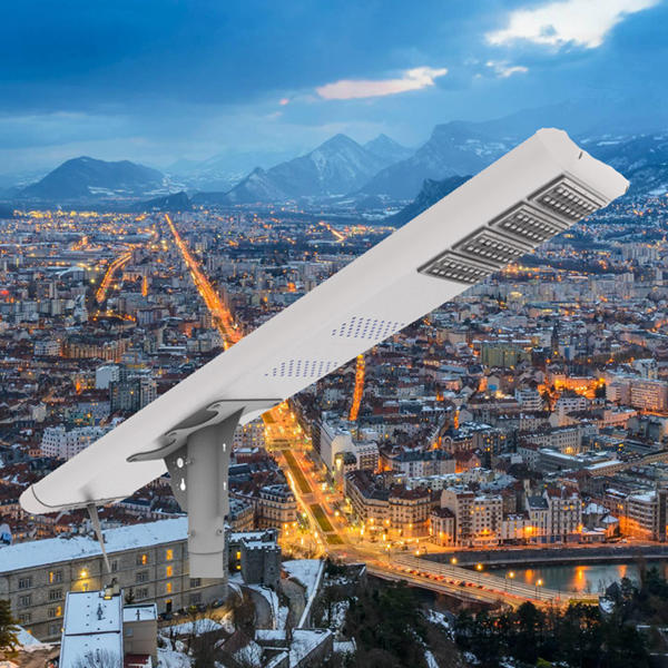 SSL Series 80W Professional China integrated solar street light manufacturer for highway lighting