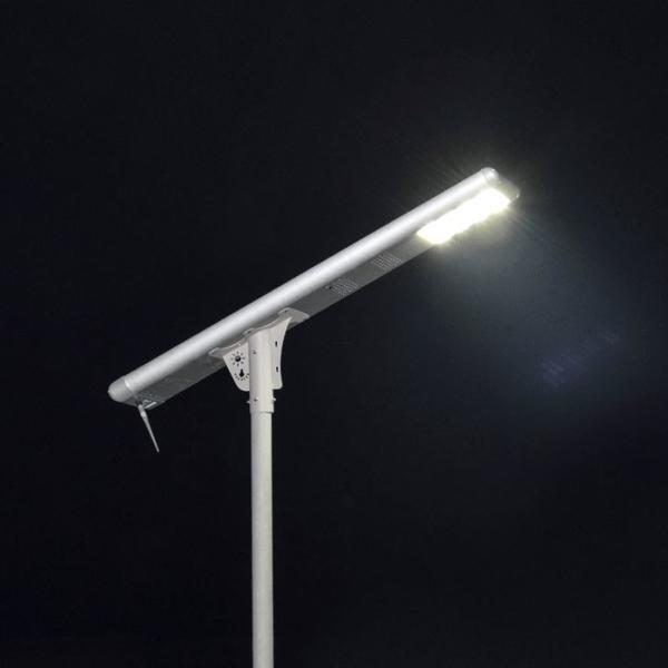 SSL-6000 60W All In One Solar Street Light  for Parking Lots