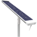 New Design 6000lm Integration Solar Street Light  With Auto Cleaning System  Robotic Cleaning All In One Solar Street