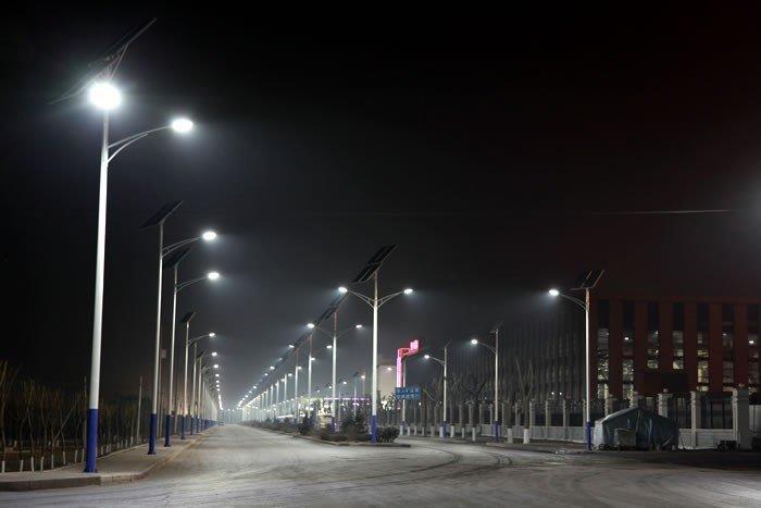 led solar street light on sale