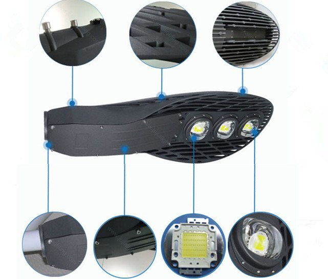 Details of led street light SLD-SLA