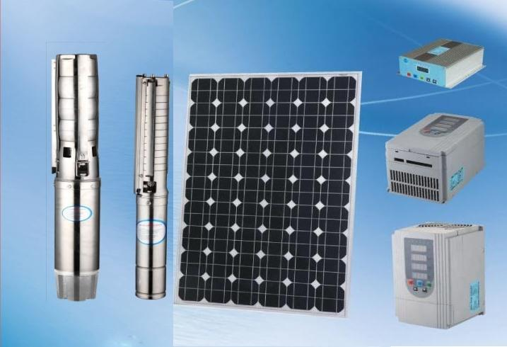 SEPECIFICATION of  AC & DC SOLAR WATER PUMP SYSTEM