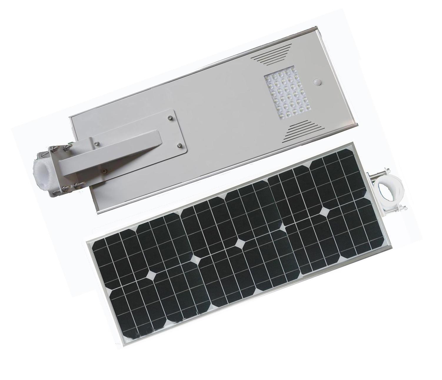SLD-SL-320 20W All In One solar streetlight