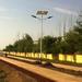 7M 35W Double Arm brightnest Solar Street Light