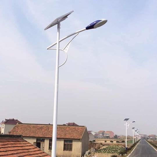 6M 30W Solar Street Light